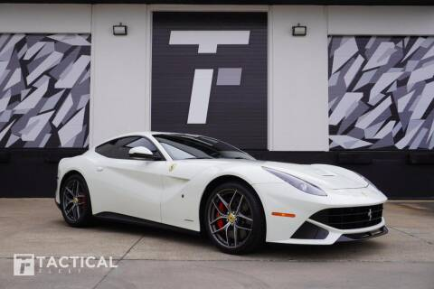 2017 Ferrari F12berlinetta for sale at Tactical Fleet in Addison TX
