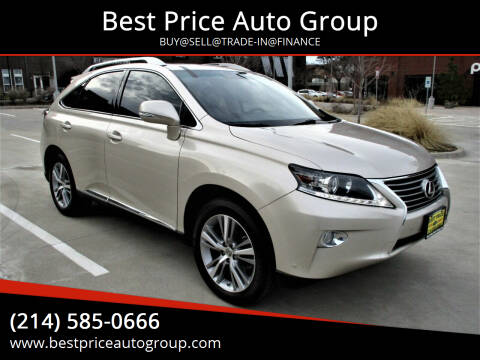 2015 Lexus RX 350 for sale at Best Price Auto Group in Mckinney TX