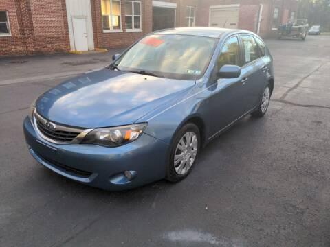 2009 Subaru Impreza for sale at Garys Motor Mart Inc. in Jersey Shore PA