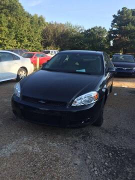 2012 Chevrolet Impala for sale at EADS AUTO SALES in Arlington TN