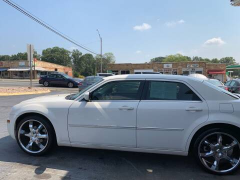 2008 Chrysler 300 for sale at Autoville in Kannapolis NC
