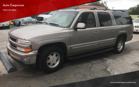 2002 Chevrolet Suburban for sale at Auto Emporium in Wilmington CA