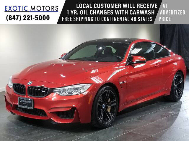 2015 BMW M4 for sale in Rolling Meadows, IL