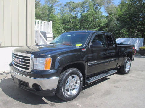 2008 GMC Sierra 1500 for sale at Auto Towne in Abington MA