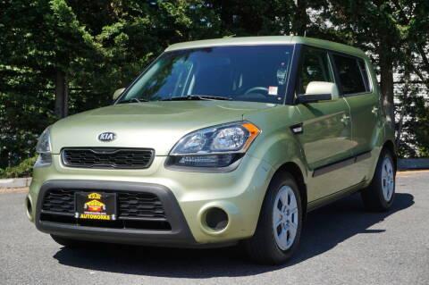 2013 Kia Soul for sale at West Coast Auto Works in Edmonds WA
