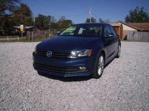 2016 Volkswagen Jetta for sale at Auto Brokers in Gulf Breeze FL