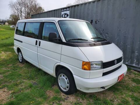 1993 Volkswagen EuroVan for sale at SCI Surplus in Bloomington IN