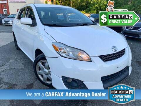 2010 Toyota Matrix for sale at High Rated Auto Company in Abingdon MD