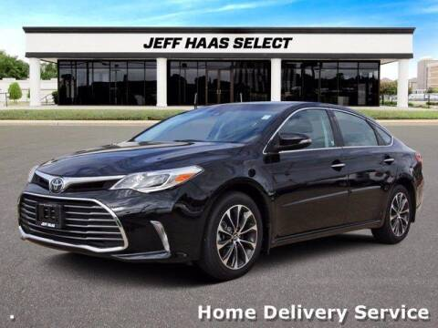 2018 Toyota Avalon for sale at JEFF HAAS MAZDA in Houston TX