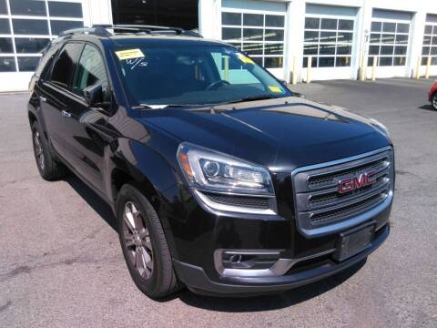 2014 GMC Acadia for sale at MOUNT EDEN MOTORS INC in Bronx NY