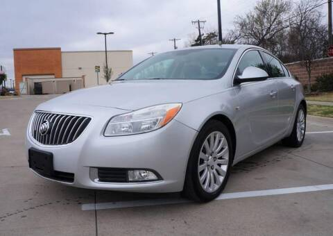 2011 Buick Regal for sale at International Auto Sales in Garland TX