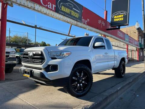 2018 Toyota Tacoma for sale at Manny Trucks in Chicago IL