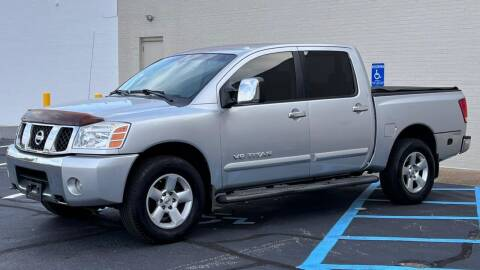 2005 Nissan Titan for sale at Carland Auto Sales INC. in Portsmouth VA