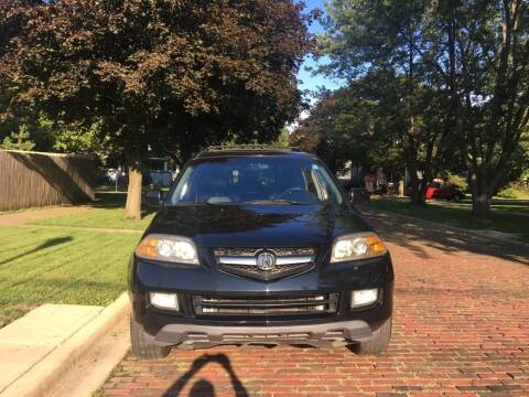 2005 Acura MDX for sale at RIVER AUTO SALES CORP in Maywood IL
