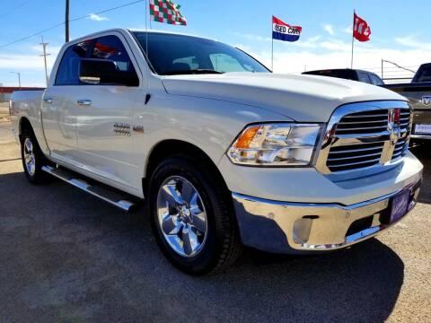 2016 RAM Ram Pickup 1500 for sale at California Auto Sales in Amarillo TX
