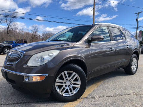 2008 Buick Enclave for sale at J's Auto Exchange in Derry NH