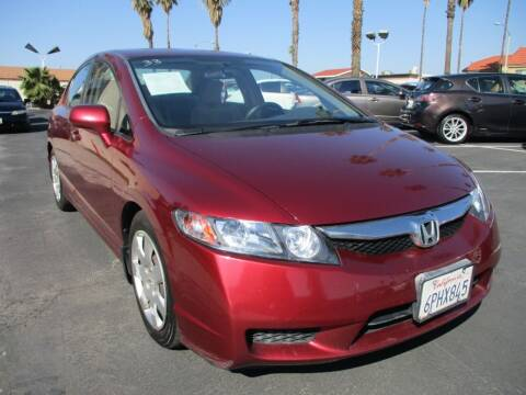 2010 Honda Civic for sale at F & A Car Sales Inc in Ontario CA