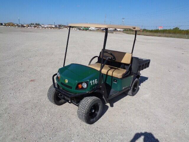 2015 Cushman Hauler 800X Gas Utility Cart for sale at SLD Enterprises LLC in Sauget IL