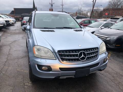 2007 Mercedes-Benz M-Class for sale at Six Brothers Auto Sales in Youngstown OH