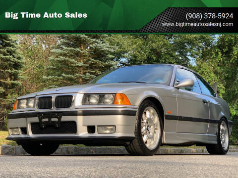 1999 BMW M3 for sale at Big Time Auto Sales in Vauxhall NJ