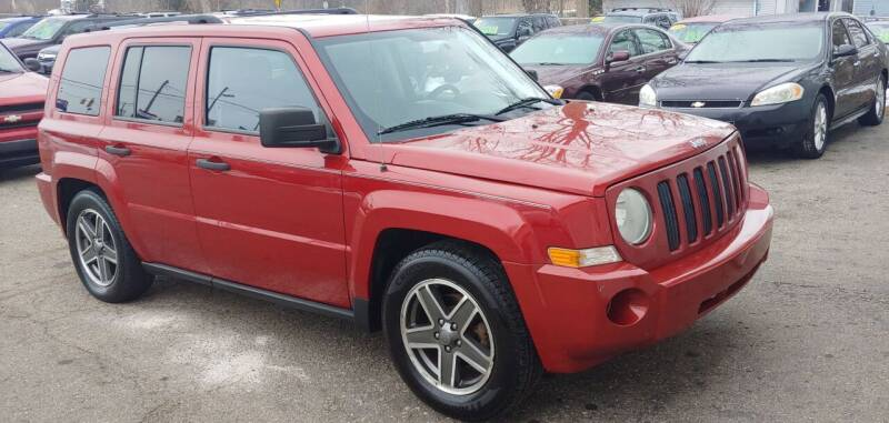 2009 Jeep Patriot for sale at Superior Motors in Mount Morris MI