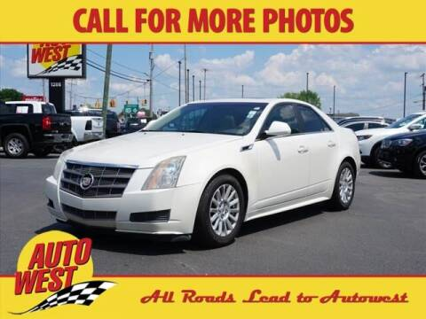 2011 Cadillac CTS for sale at Autowest of GR in Grand Rapids MI