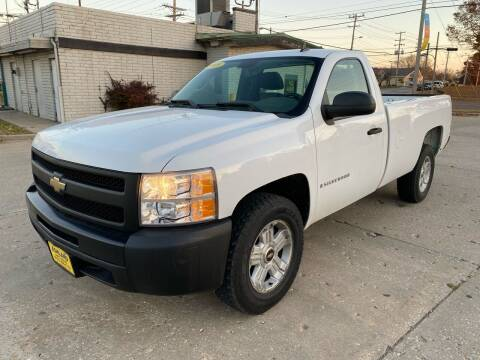 2009 Chevrolet Silverado 1500 for sale at ASHLAND AUTO SALES in Columbia MO