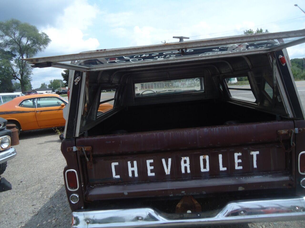1966 Chevrolet C/K 10 Series 12