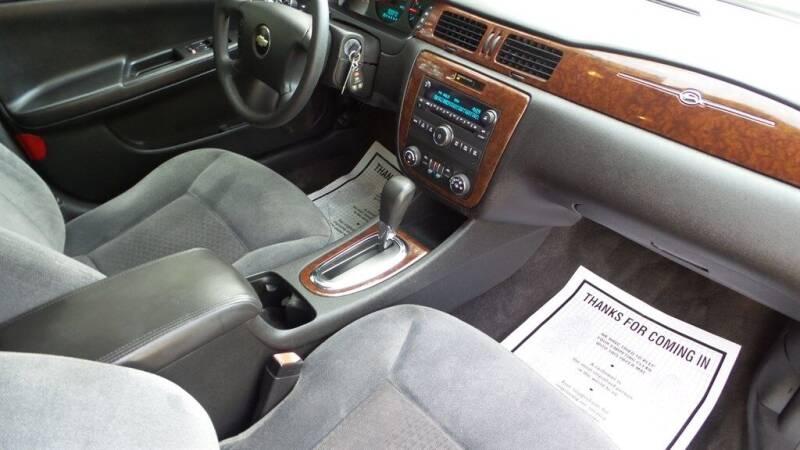 2010 Chevrolet Impala LS 4dr Sedan - Fort Myers FL