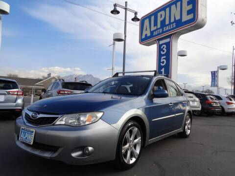 2009 Subaru Impreza for sale at Alpine Auto Sales in Salt Lake City UT