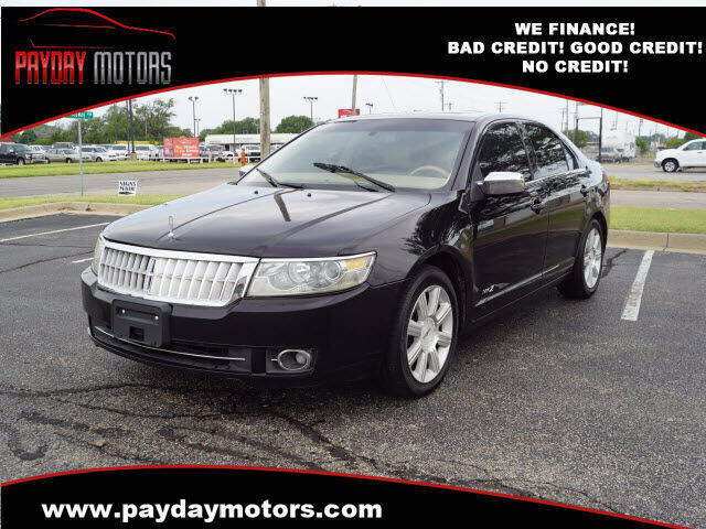 2008 Lincoln MKZ for sale at Payday Motors in Wichita KS