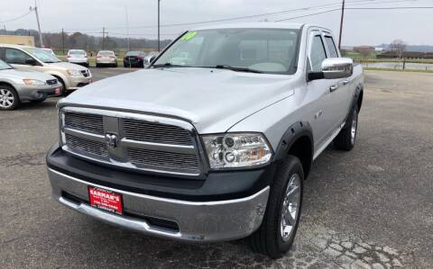 2010 Dodge Ram Pickup 1500 for sale at Carmans Used Cars & Trucks in Jackson OH