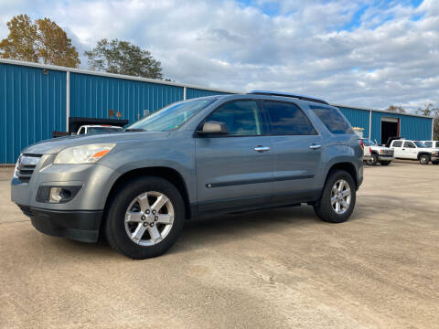 2008 Saturn Outlook for sale at A & H Auto Sales in Clanton AL