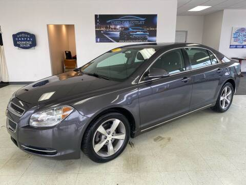 2011 Chevrolet Malibu for sale at Used Car Outlet in Bloomington IL