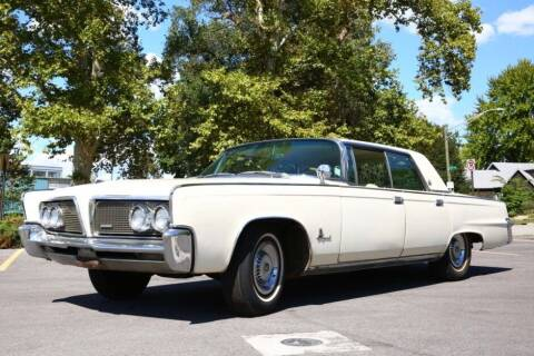 1964 Chrysler Imperial Lebaron Crown for sale at MEE Enterprises Inc in Milford MA