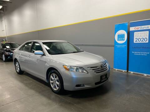 2007 Toyota Camry for sale at Loudoun Motors in Sterling VA