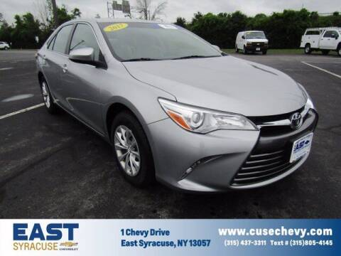 2017 Toyota Camry for sale at East Syracuse Performance Sales & Service in Syracuse NY