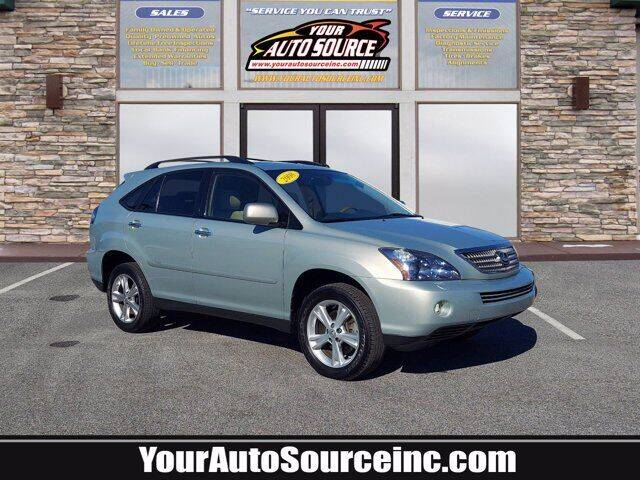 2008 Lexus RX 400h for sale at Your Auto Source in York PA