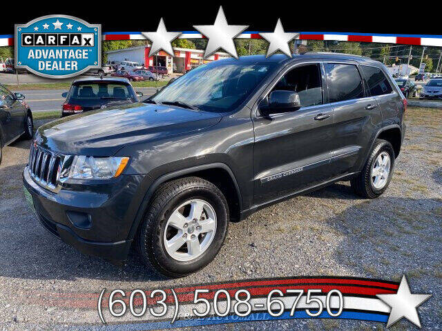 2011 Jeep Grand Cherokee for sale at J & E AUTOMALL in Pelham NH