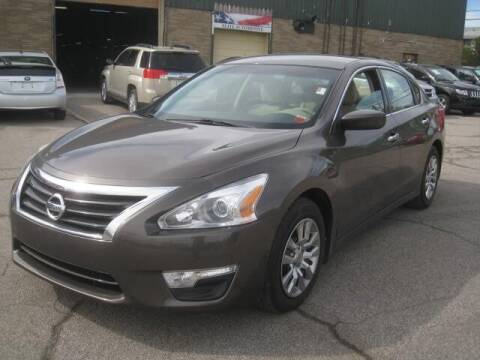 2014 Nissan Altima for sale at ELITE AUTOMOTIVE in Euclid OH
