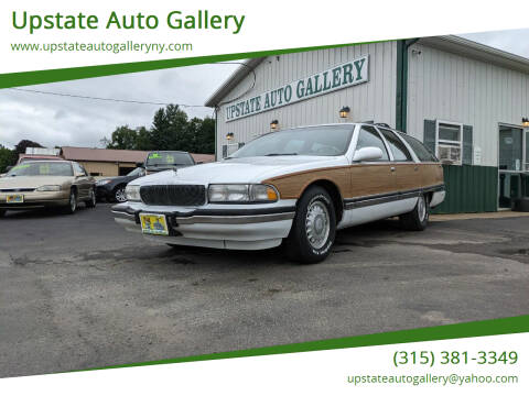 1995 Buick Roadmaster for sale at Upstate Auto Gallery in Westmoreland NY