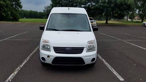 2012 Ford Transit Connect for sale at T CAR CARE INC in Philadelphia PA