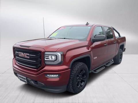 2017 GMC Sierra 1500 for sale at Fitzgerald Cadillac & Chevrolet in Frederick MD