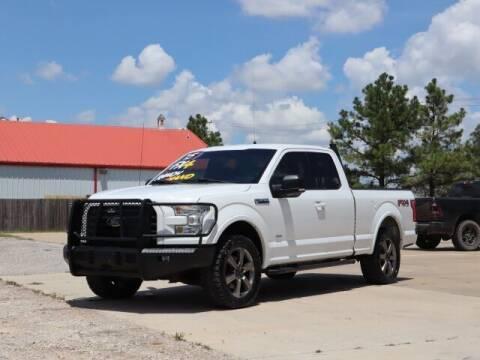 2015 Ford F-150 for sale at Bryans Car Corner in Chickasha OK