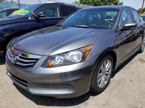 2012 Honda Accord for sale at Ournextcar/Ramirez Auto Sales in Downey CA