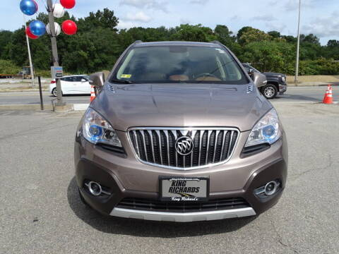 2014 Buick Encore for sale at KING RICHARDS AUTO CENTER in East Providence RI
