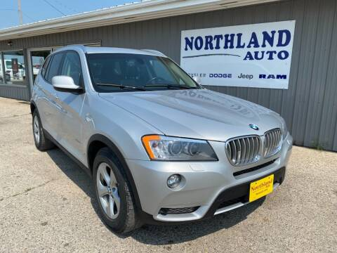 2011 BMW X3 for sale at Northland Auto in Humboldt IA