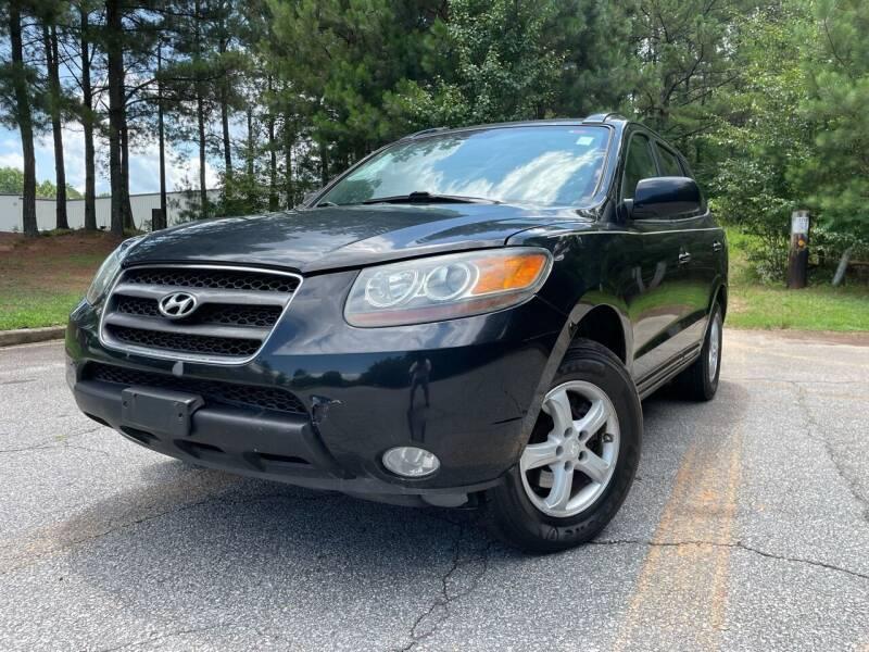 2007 Hyundai Santa Fe for sale at Global Imports Auto Sales in Buford GA