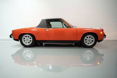 1974 Porsche 914 for sale at ZWECK in Miami FL