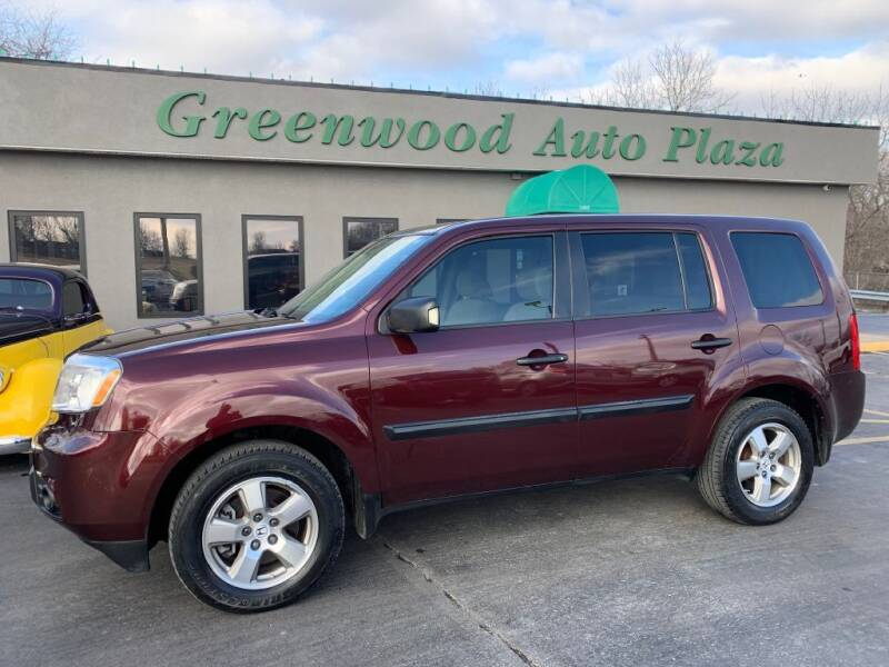 2013 Honda Pilot for sale at Greenwood Auto Plaza in Greenwood MO